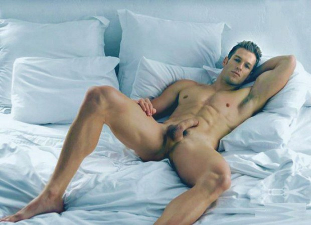 Male gay models naked posing