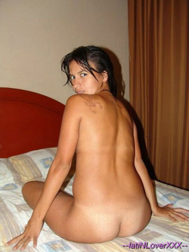 Mexican Girl Getting Naked