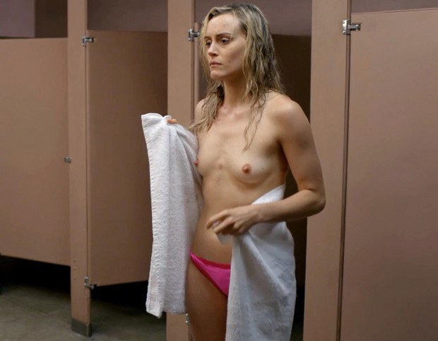 Taylor Schilling Exposes Her Perky Tits-2978