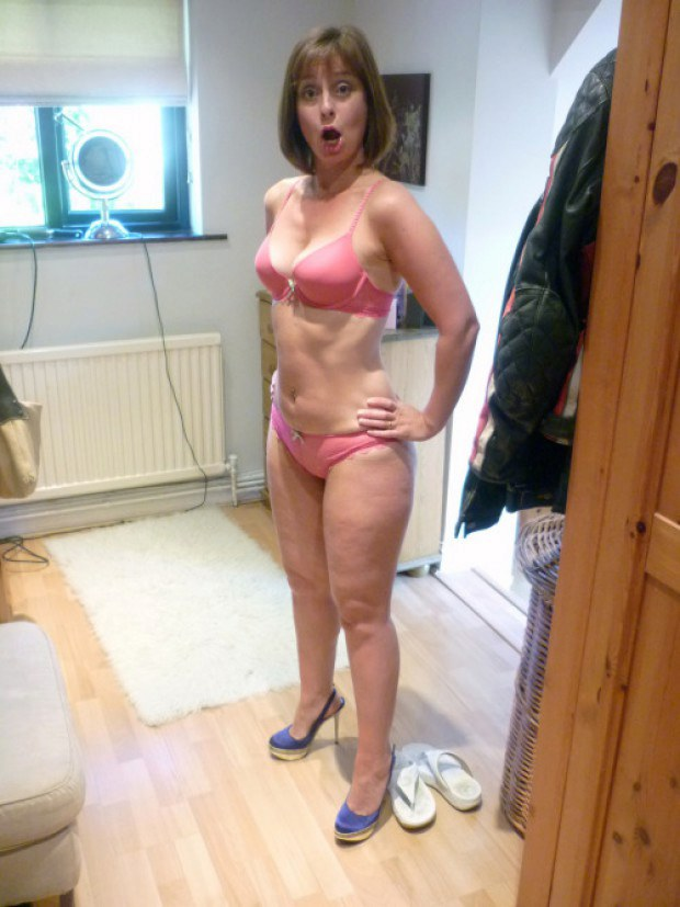 amateur naked Wife
