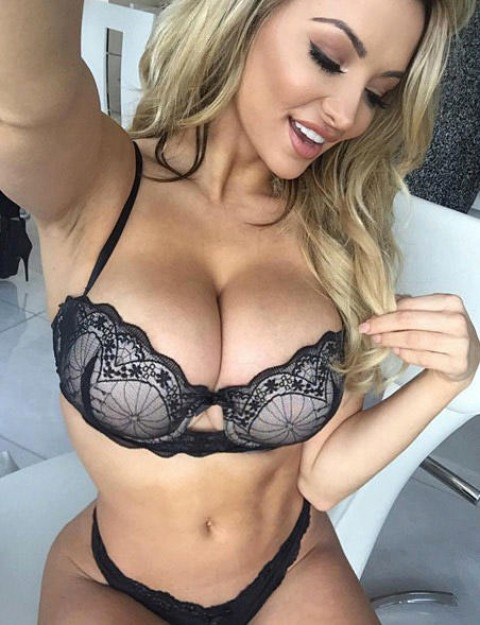 Busty blonde fucked living large with her giant tits