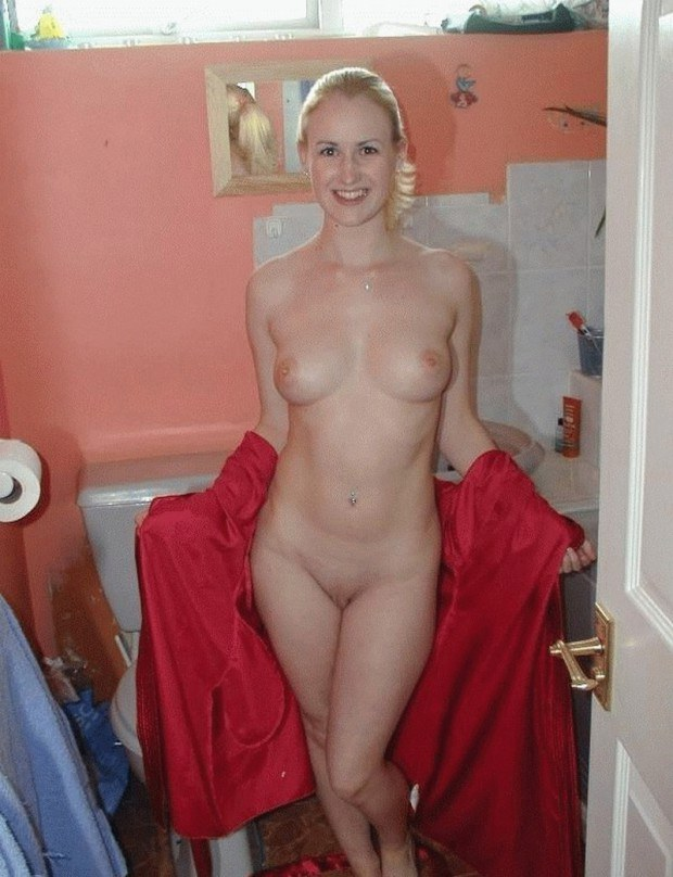 Super hot girlfriend nude