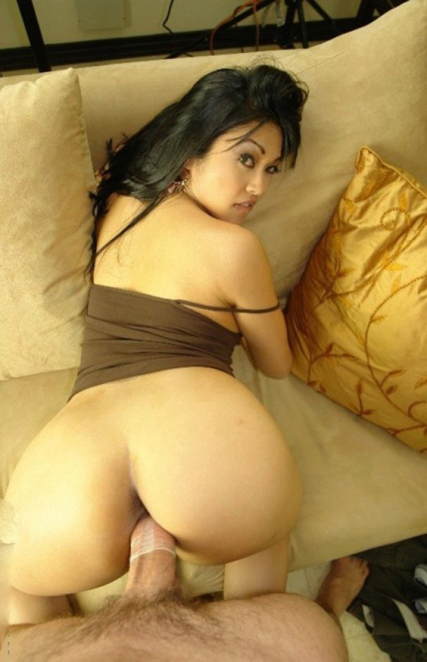 Asian babe Mika Tan gets fucked from behind