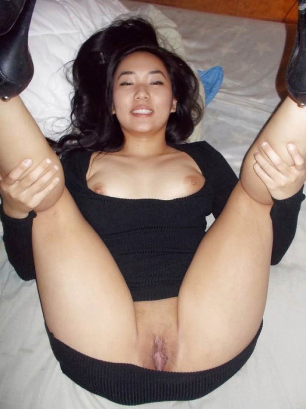 Asian amateur tits