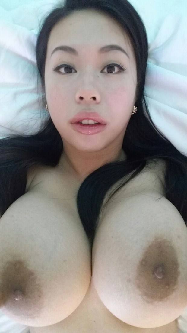 Amateur busty asian