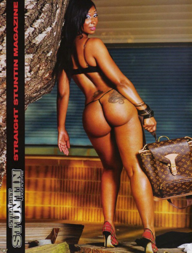 Ebony diva has the most beautiful ass