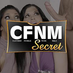 Logo of CFNM Secret