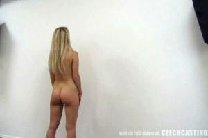 Stunning Blonde has some amazing skills