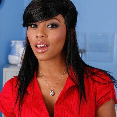 Nude black female porn stars leilani